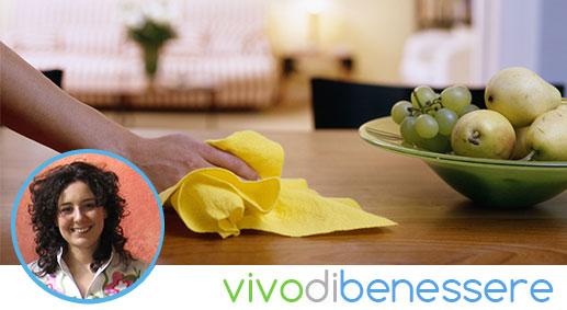 I consigli per le pulizie di casa di vivo di benessere - Pulizie di casa consigli ...