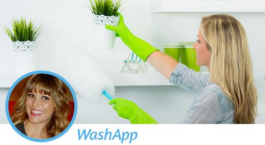 I consigli per le pulizie di casa di washapp - Pulizie di casa consigli ...