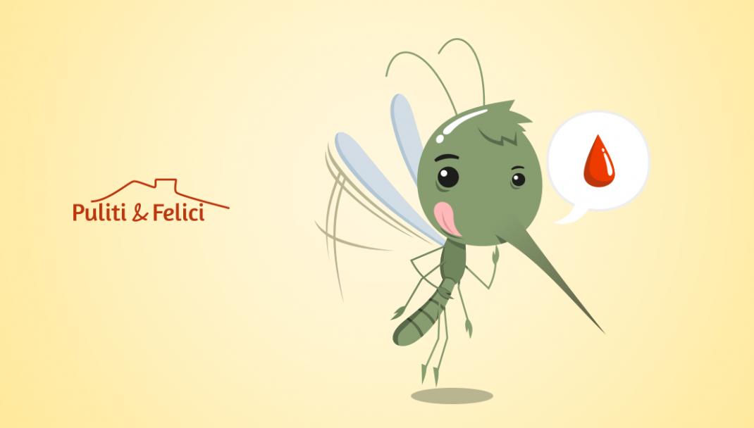 La zanzara, l'ospite molesto delle vacanze
