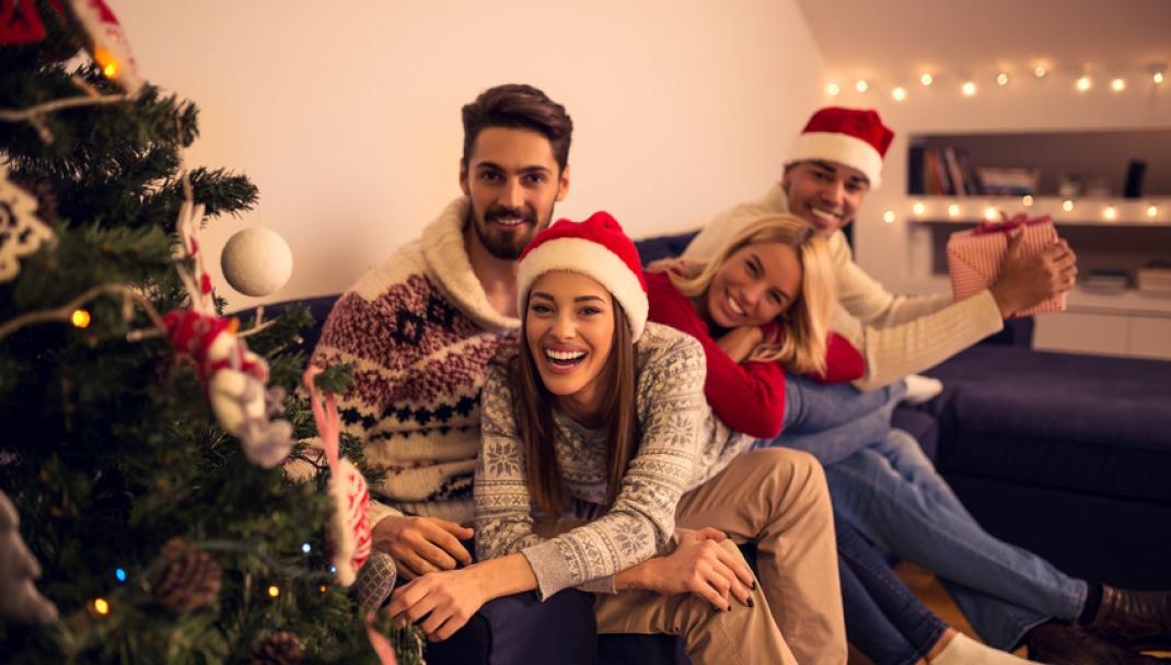 Puliti&Felici - 5 cose da fare a Natale