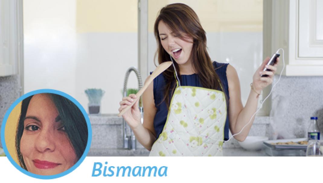 La playlist per le pulizie di casa di Bismama