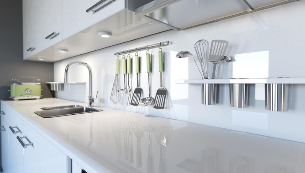 Cucina perfetta come pulire tutte le superfici
