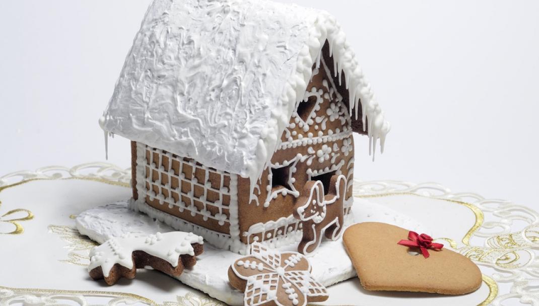 Casetta Di Natale Da Colorare : Costruire la casetta di pan di zenzero