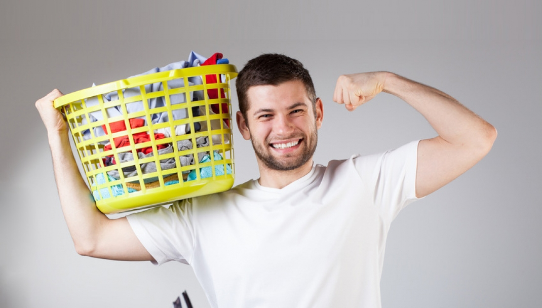 Puliti&Felici - Dimagrire con le pulizie di casa