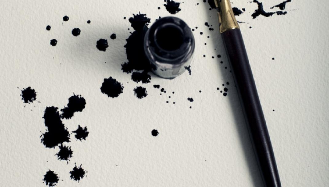 Puliti&Felici - Eliminare le macchie di inchiostro