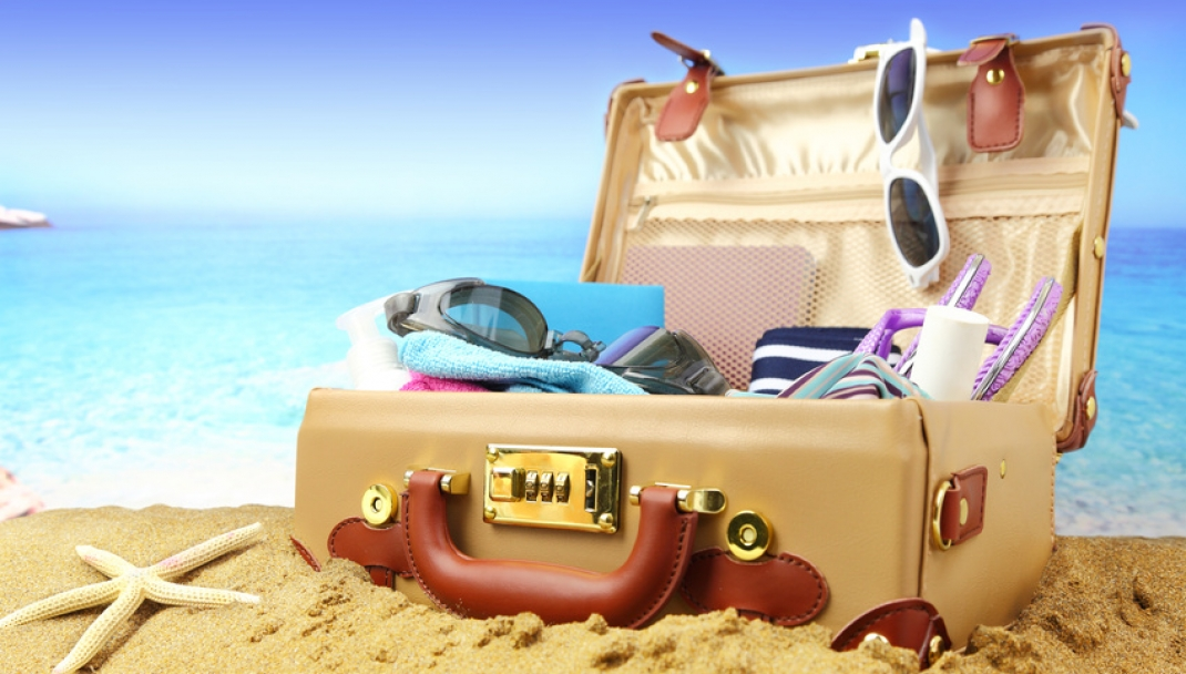 Puliti&Felici - Fare la valigia: trucchi per preparare i bagagli per le vacanze