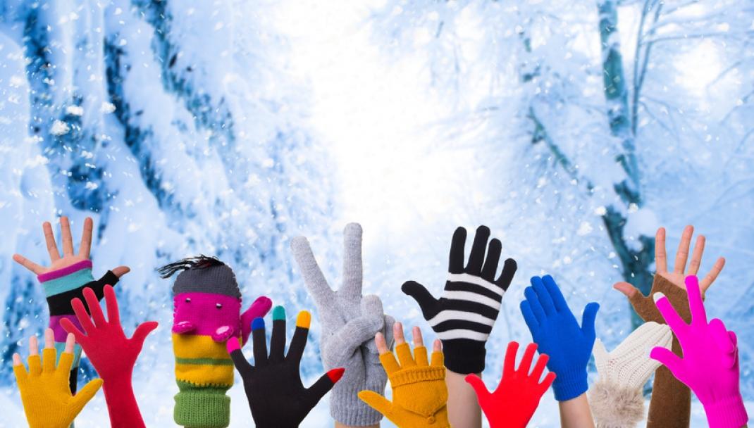Puliti & Felici - Lavare i guanti di lana