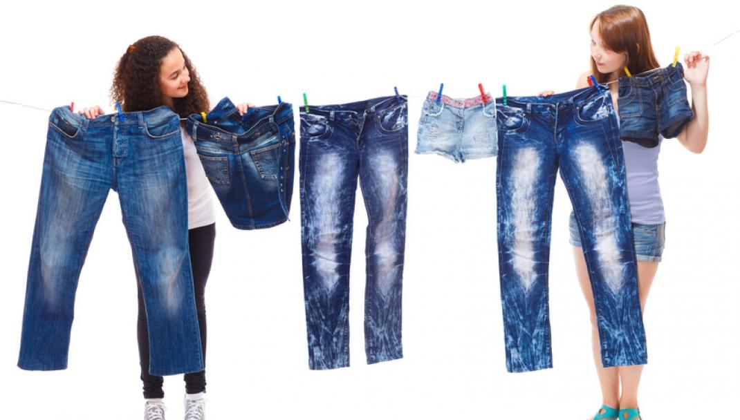 Puliti&Felici - Lavare i jeans