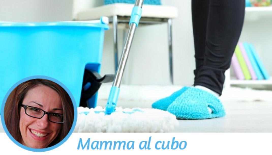 I consigli per le pulizie di casa di Mamma al Cubo