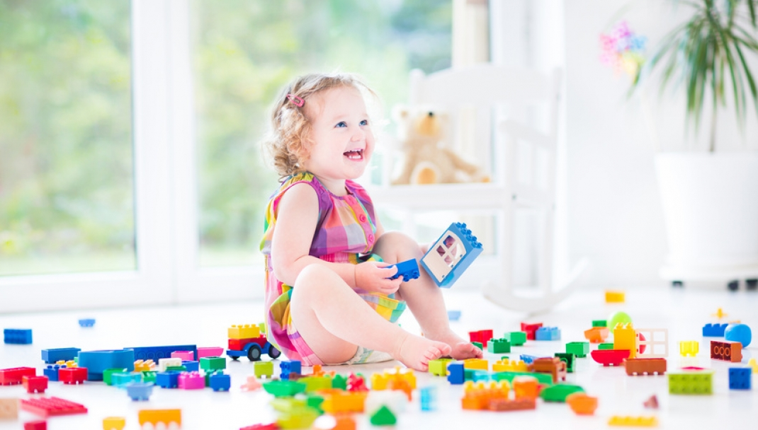 Puliti&Felici - Pulire i giocattoli