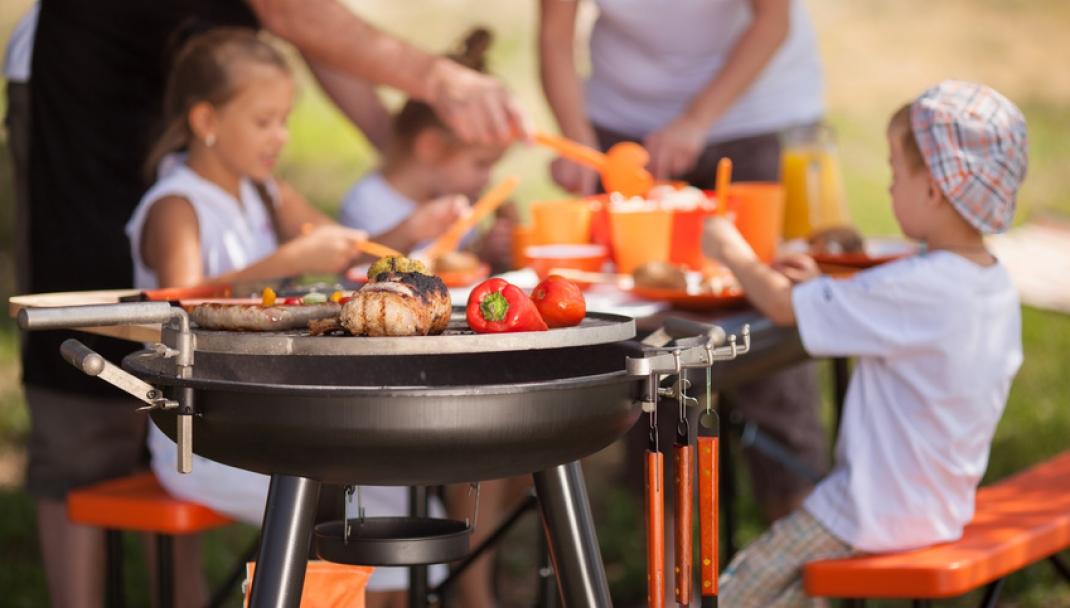 Puliti&Felici - Pulire la griglia del barbecue