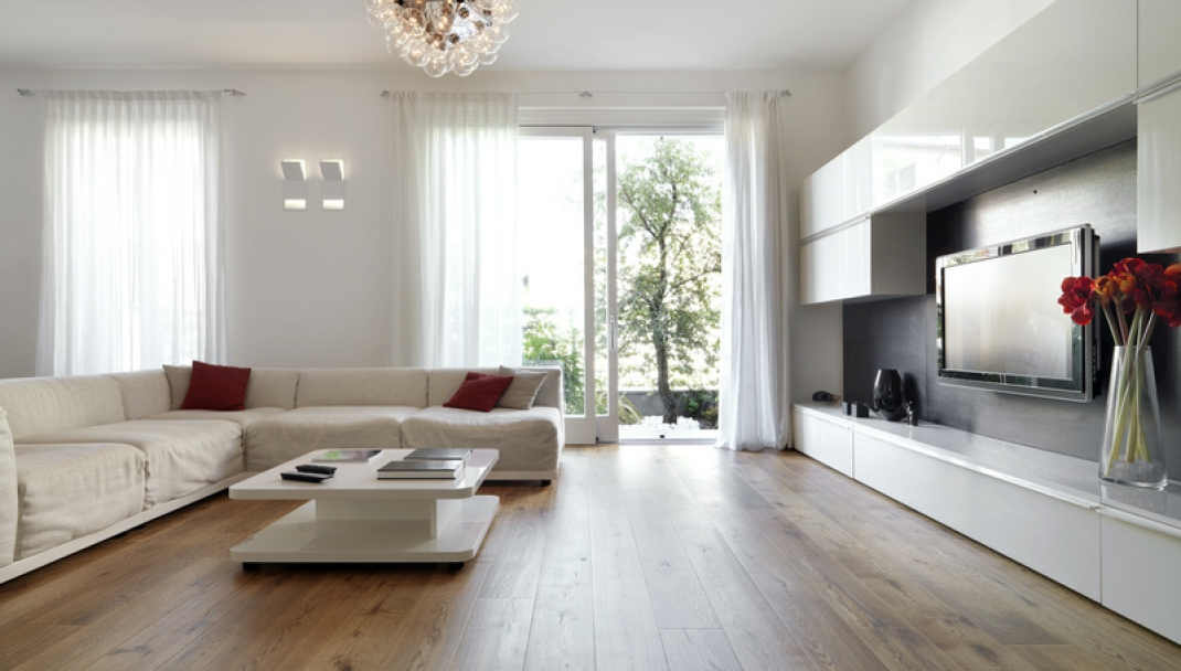 Puliti & Felici - Pulire i pavimenti in legno
