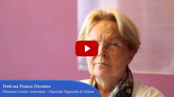 Intervista dottoressa D'Avanzo - Centro Antiveleni Niguarda Milano