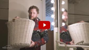 I videodiari di Puliti&Felici - L'inverno e la lavatrice